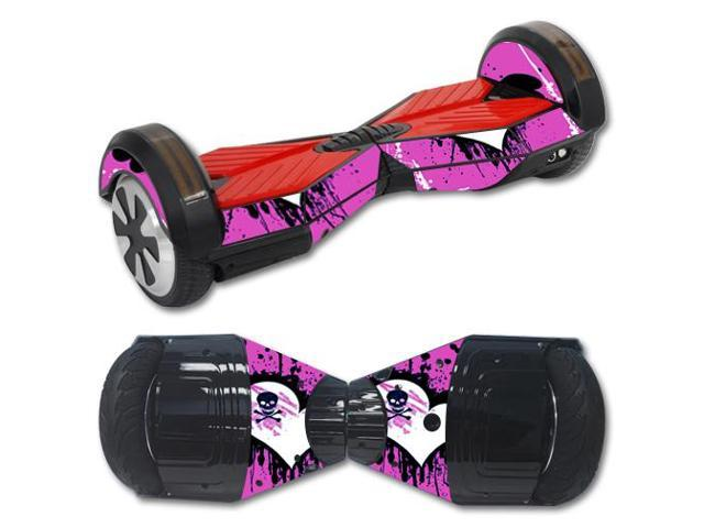 Skin Decal Wrap for Balance Board Scooter Hover bluetooth Poison Heart