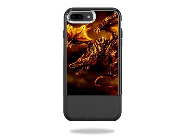 Skin Decal Wrap for OtterBox Statement iPhone  7 / 7S Plus Case Golden Dragon