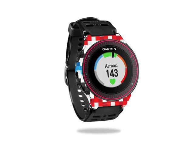Skin Decal Wrap for Garmin Forerunner 225 cover sticker skins Aztec Blocks