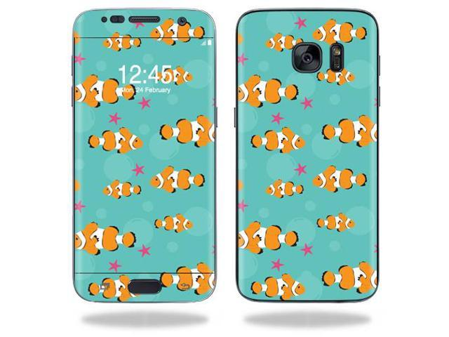 Skin Decal Wrap for Samsung Galaxy S7 Edge Case Clowning Around