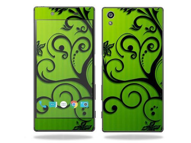 Skin Decal Wrap for Sony Xperia Z5 cover sticker Floral Flourish