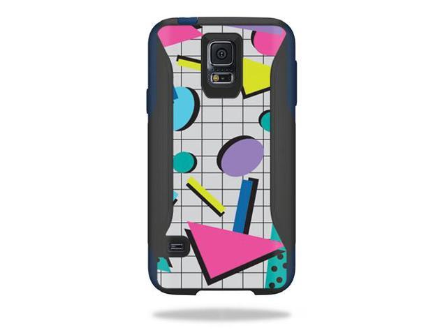 Skin Decal Wrap for OtterBox Commuter Samsung Galaxy S5 Case Awesome 80s