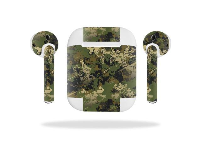 Skin Decal Wrap for Apple AirPods sticker TrueTimber® Viper Woodland