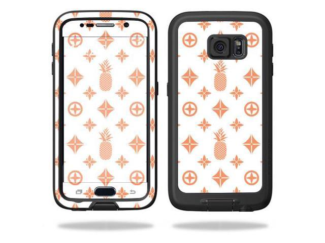 Skin Decal Wrap for LifeProof Samsung Galaxy S6 Case fre Coral Designer