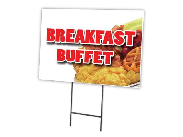 BREAKFAST BUFFET 12