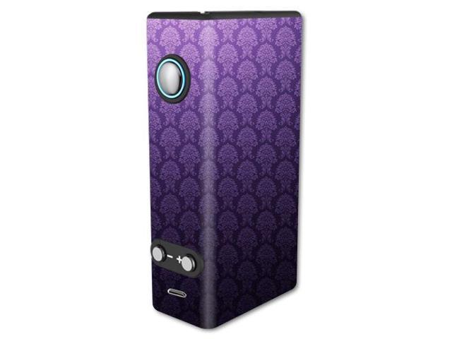 Skin Decal Wrap for VaporShark DNA 200 mod skins vape Antique Purple