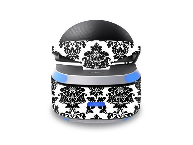 Skin Decal Wrap for Sony PlayStation VR Vintage Damask