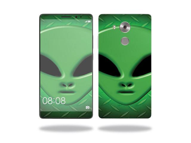 Skin Decal Wrap for Huawei Mate 8 cover sticker skins Alien Invasion