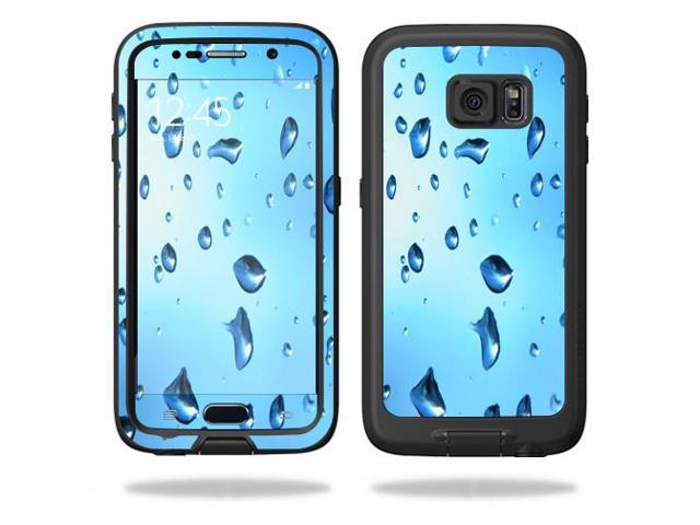 Skin Decal Wrap for LifeProof Samsung Galaxy S6 Case fre Water Droplets