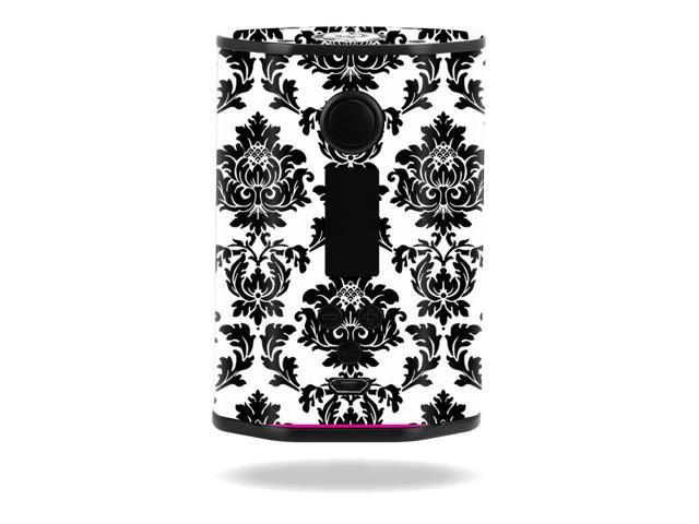 Skin Decal Wrap for Eleaf iStick TC200W stickers Vintage Damask