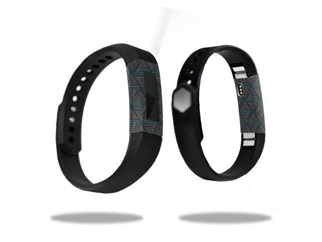 Skin Decal Wrap for Fitbit Alta sticker Triangle Stripes