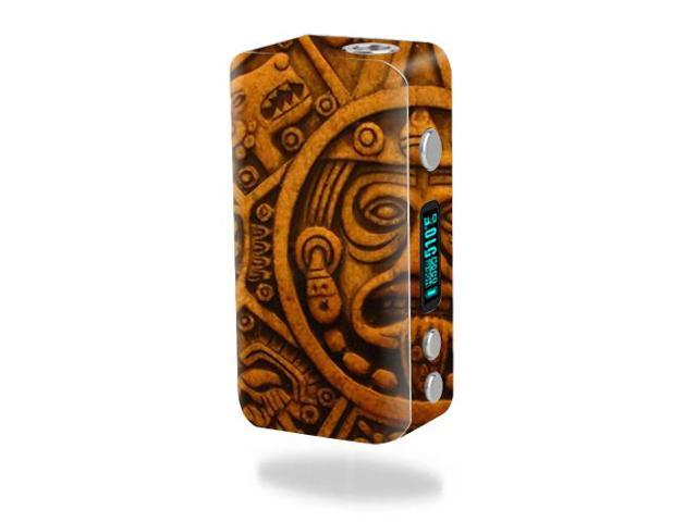 Skin Decal Wrap for Smok Koopor Plus 200W mod sticker vape Carved Aztec