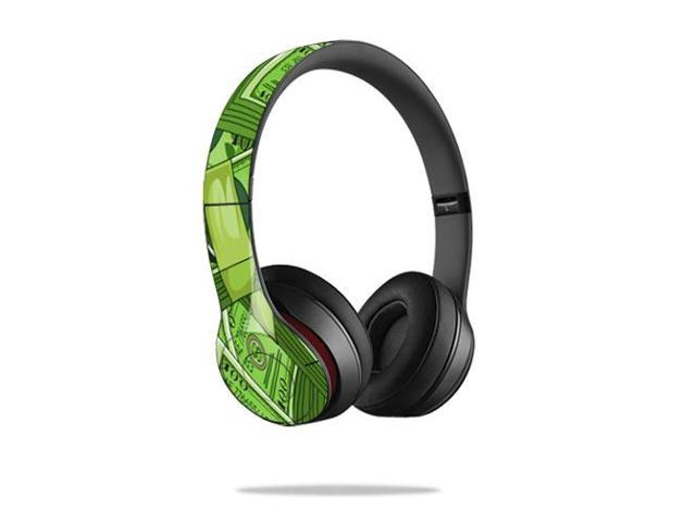 Skin Decal Cover for Beats by Dr. Dre Solo 2 Wireless All About The Benjamins