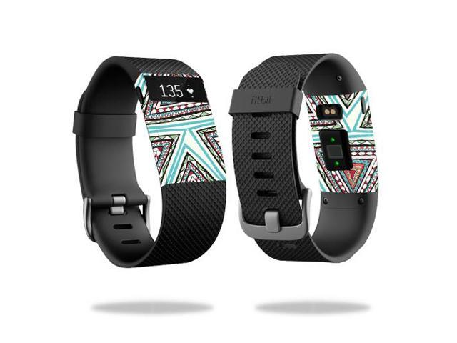 Skin Decal Wrap for Fitbit Charge HR cover sticker skins Aztec Pyramids