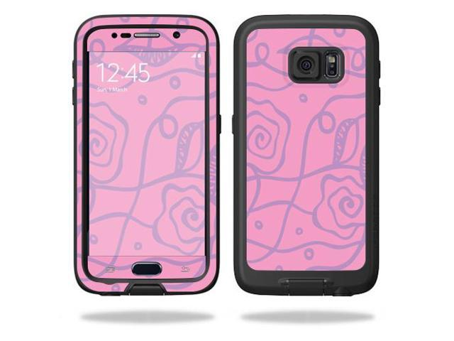 Skin Decal Wrap for LifeProof Samsung Galaxy S6 Case fre Abstract Garden