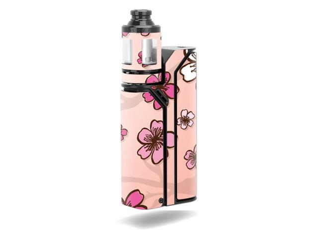 Skin Decal Wrap for Wismec Reuleaux RX75 Kit stickers Cherry Blossom