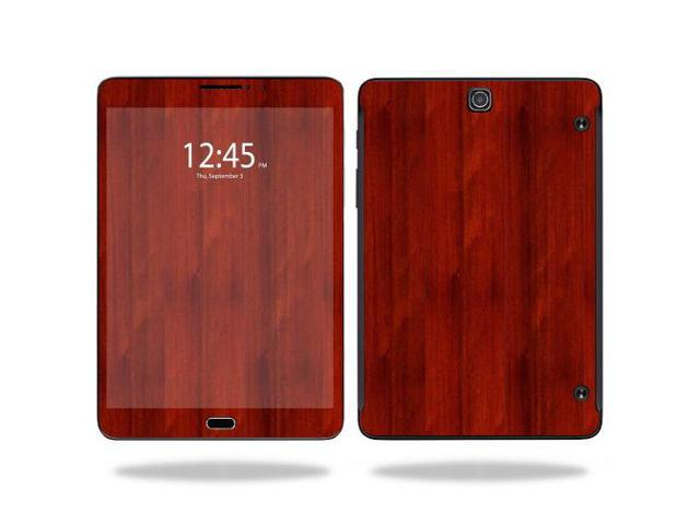 Skin Decal Wrap for Samsung Galaxy Tab S2 9.7 T810/T815 Cherry Wood