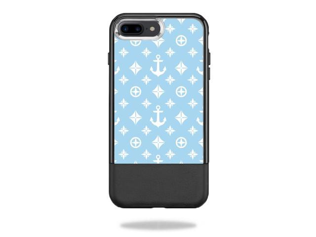 Skin Decal Wrap OtterBox Statement iPhone  7 / 7S Plus Case Baby Blue Designer