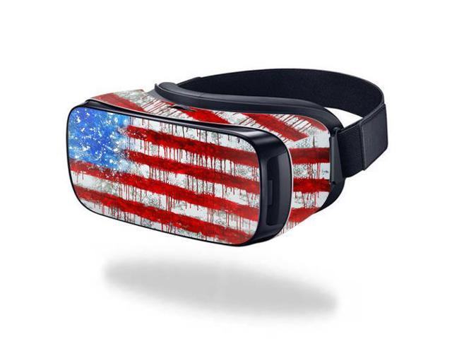 Skin Decal Wrap for Samsung Gear VR (Original) Colors Dont Run