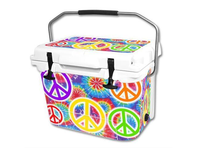 Skin Decal Wrap for RTIC 20 qt Cooler cover sticker Peaceful Explosion