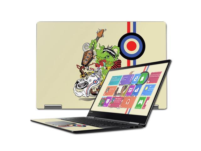 Skin Decal Wrap for Lenovo Yoga 710 15.6
