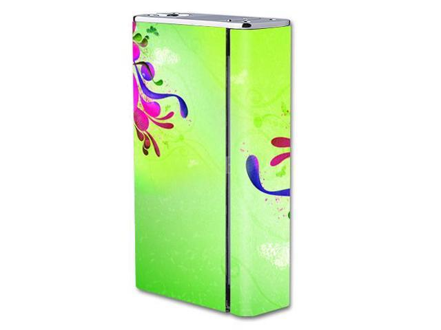 Skin Decal Wrap for Smok Xcube II 160W TC mod skins vape Pastel Flourishes