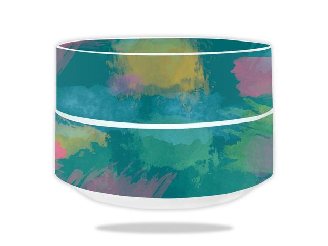 Skin Decal Wrap for Google Wifi sticker Watercolor Blue