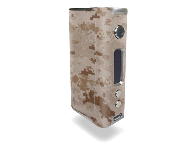 Skin Decal Wrap for Kangertech KBOX 160W TC stickers Desert Camo