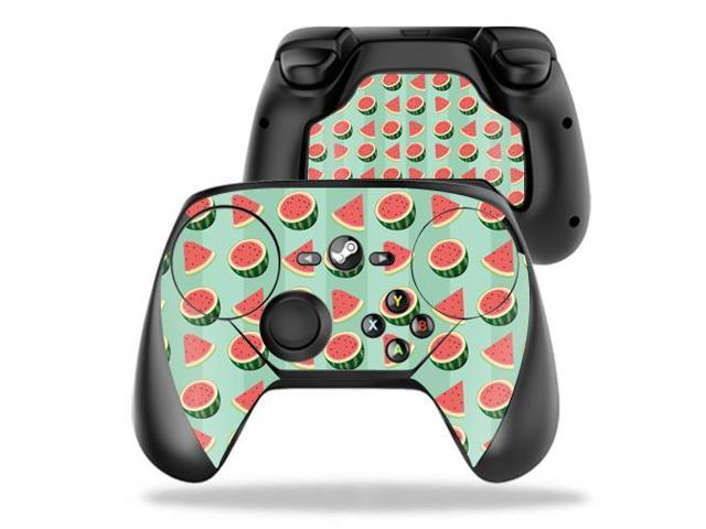 Skin Decal Wrap for Valve Steam Controller Watermelon Patch