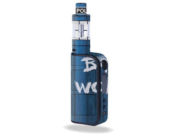 Skin Decal Wrap for Innokin Coolfire 4 TC100 Aethon Time Lord Box