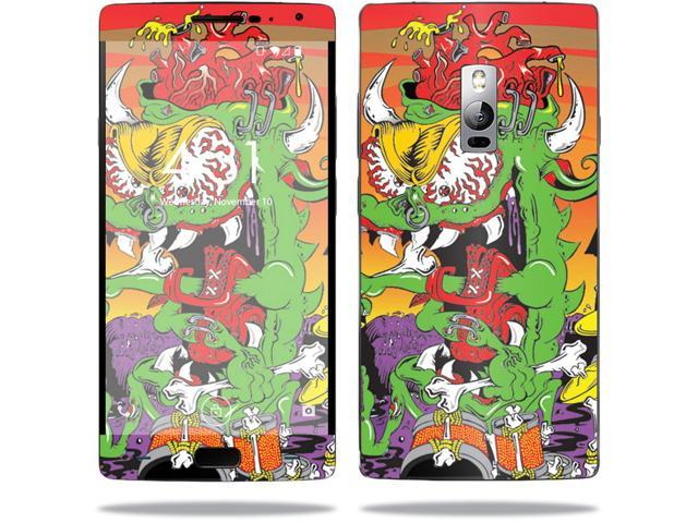 Skin Decal Wrap for OnePlus 2 sticker Dragon Rocker