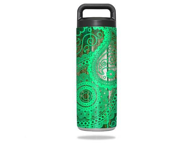 Skin Decal Wrap for YETI Rambler Bottle 18 oz cover sticker Vintage Paisley
