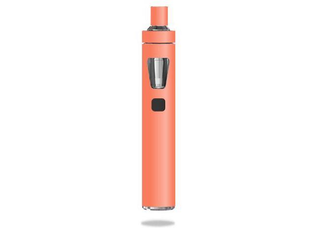 Skin Decal Wrap for Joyetech eGo AIO mod sticker Solid Salmon