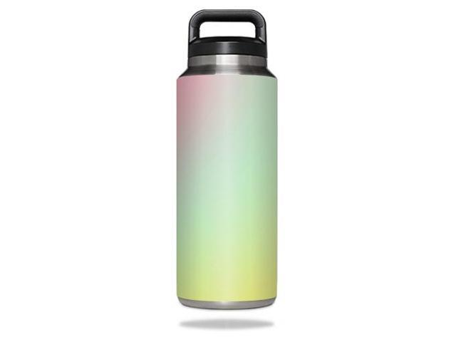 Skin Decal Wrap for YETI Rambler Bottle 36 oz cover sticker Berry Blurry