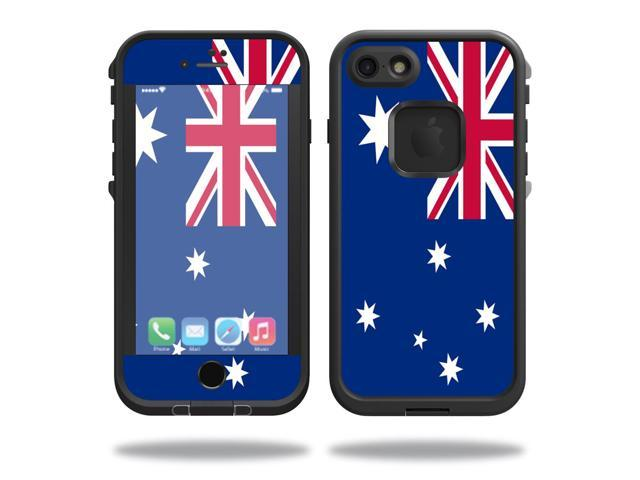 Skin Decal Wrap for Lifeproof iPhone 7 Case fre Case Australian Flag