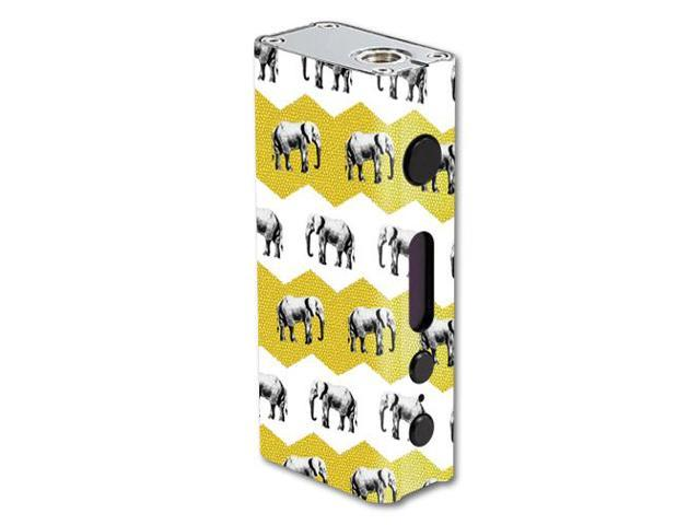 Skin Decal Wrap for Smok XPRO M65 M50 mod skins vape Elephant Chevron