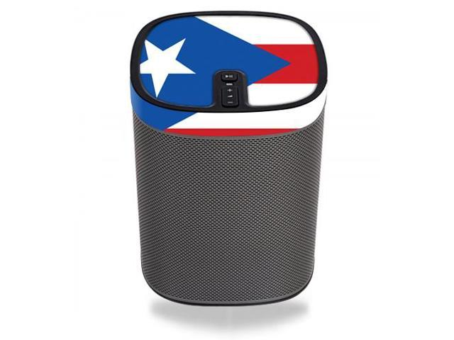 Skin Decal Wrap for Sonos PLAY 1 cover sticker skins Puerto Rican Flg