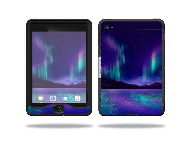 Skin Decal Wrap for Lifeproof  iPad Mini 4 Case nuud sticker Aurora Borealis