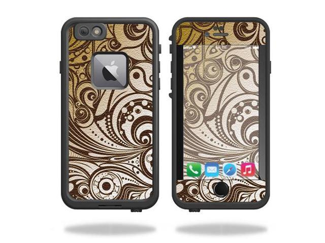 Skin Decal Wrap for Lifeproof Fre iPhone 6 Plus / 6S Plus Vintage Swirls