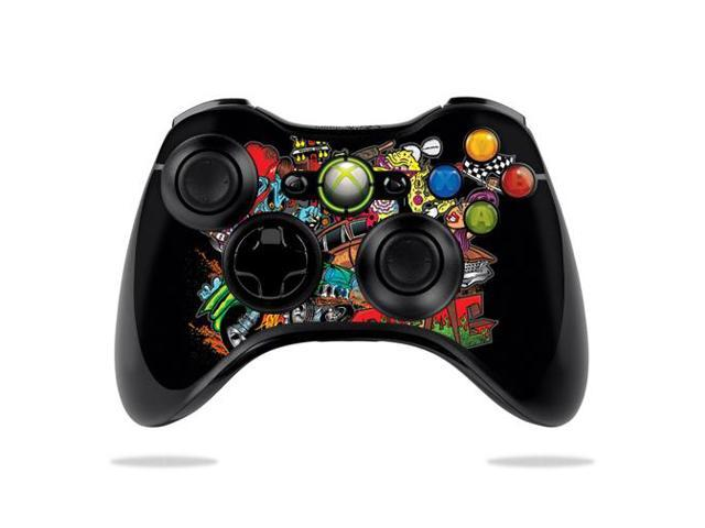Skin Decal Wrap for Microsoft Xbox 360 Controller Drag Queens