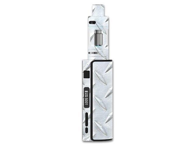 Skin Decal Wrap for Eleaf iStick 60W TC Melo 2 skins vape Diamond Plate