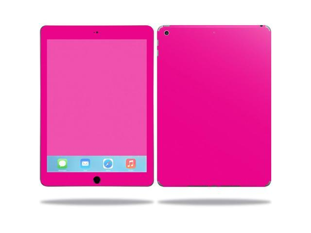 Skin Decal Wrap for Apple iPad 5th Gen sticker Solid Hot Pink