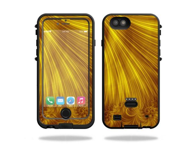 Skin Decal Wrap for LifeProof FRE Power iPhone 6 Plus/6s Plus Golden Locks