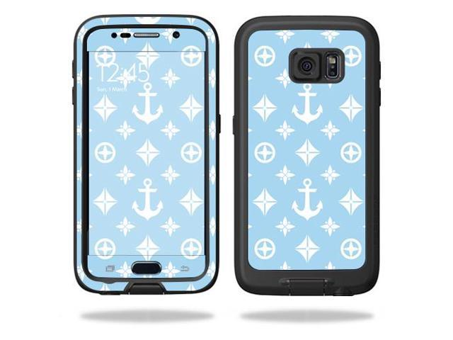 Skin Decal Wrap for LifeProof Samsung Galaxy S6 Case fre Baby Blue Designer