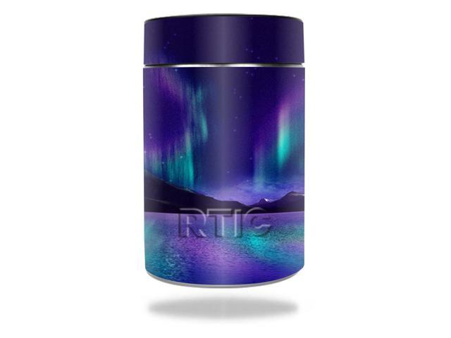 Skin Decal Wrap for RTIC Can cover sticker Aurora Borealis
