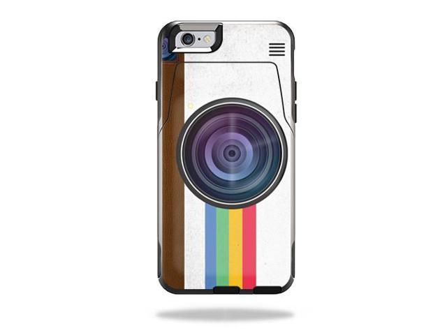 Skin Decal Wrap for OtterBox Commuter iPhone 6/6S Wallet Case Vin Polaroid
