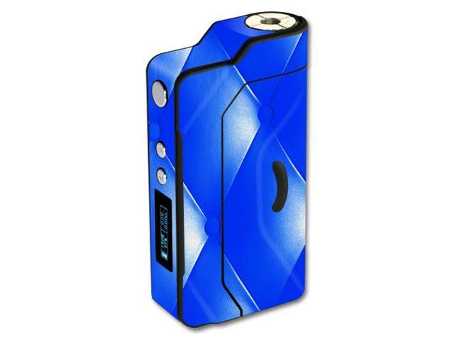 Skin Decal Wrap for Sigelei 150W TC mod skins sticker vape Blue Upholstery