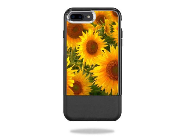 Skin Decal Wrap OtterBox Statement iPhone  7 / 7S Plus Case sticker Sunflowers
