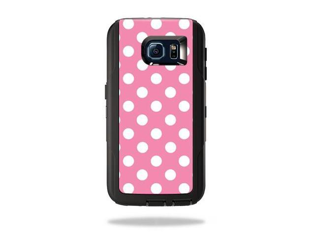 Skin Decal Wrap for OtterBox Defender Galaxy S6 Mini Dots