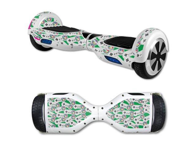 Skin Decal Wrap for Hover Board Balance Scooter Retro Controllers 1